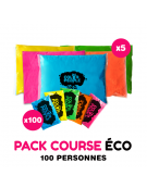 Pack course ECO Holi 100 personnes