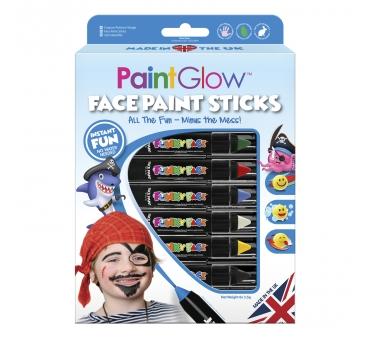Set de 6 Crayons à Maquillage