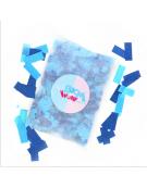 Coussin à confettis